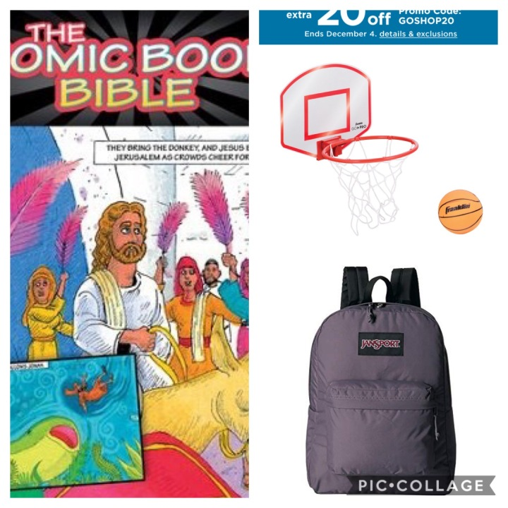 2019 Christmas Project: 'Bible & Gifts in a Backpack' – Help us give a holiday gift to 100 refugeestudents