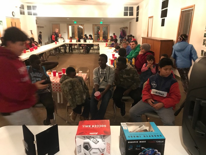 Our 2019 (Session 1) of C.A.R.E. Club ended with a Christmas Party, Gift Distribution, and Sharing the JesusStory