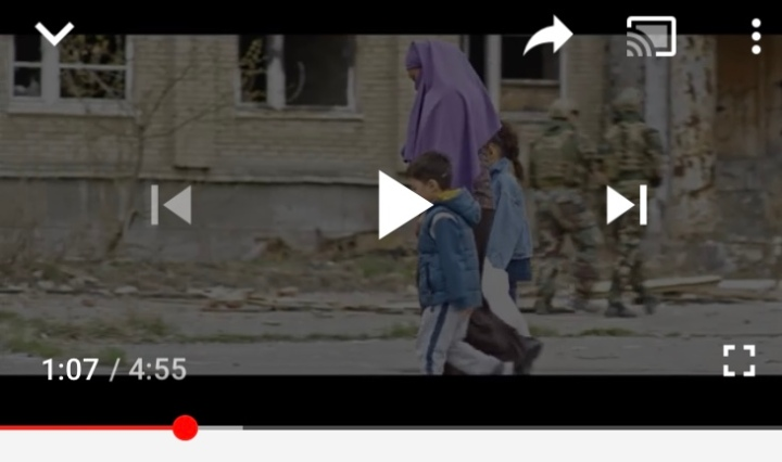 Migros Aid Short Film:  War. Migration. Response.(2020)